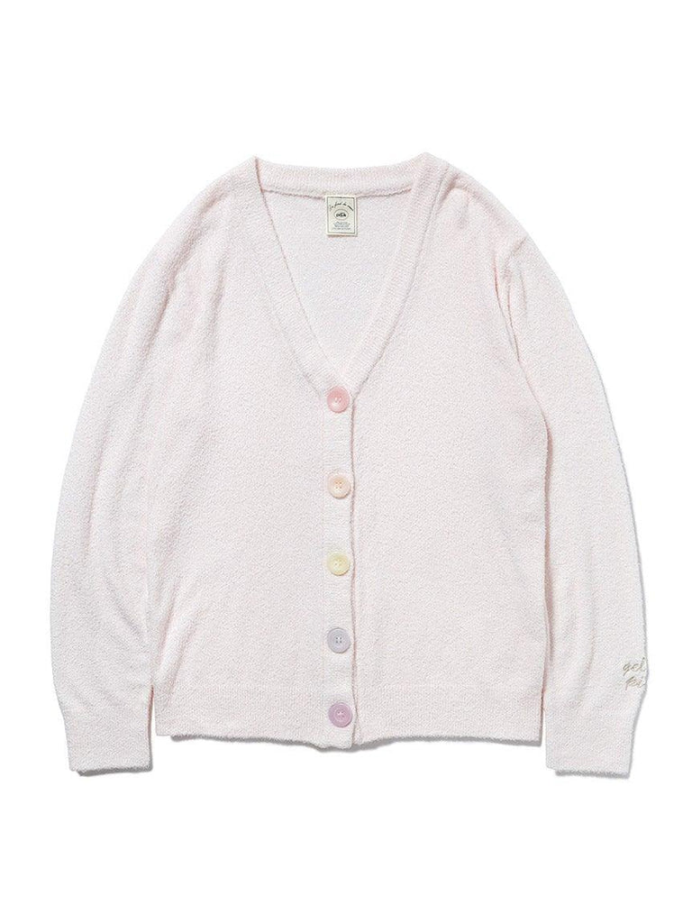 'Smoothie' Colorful Button Cardigan (PWNT191030)