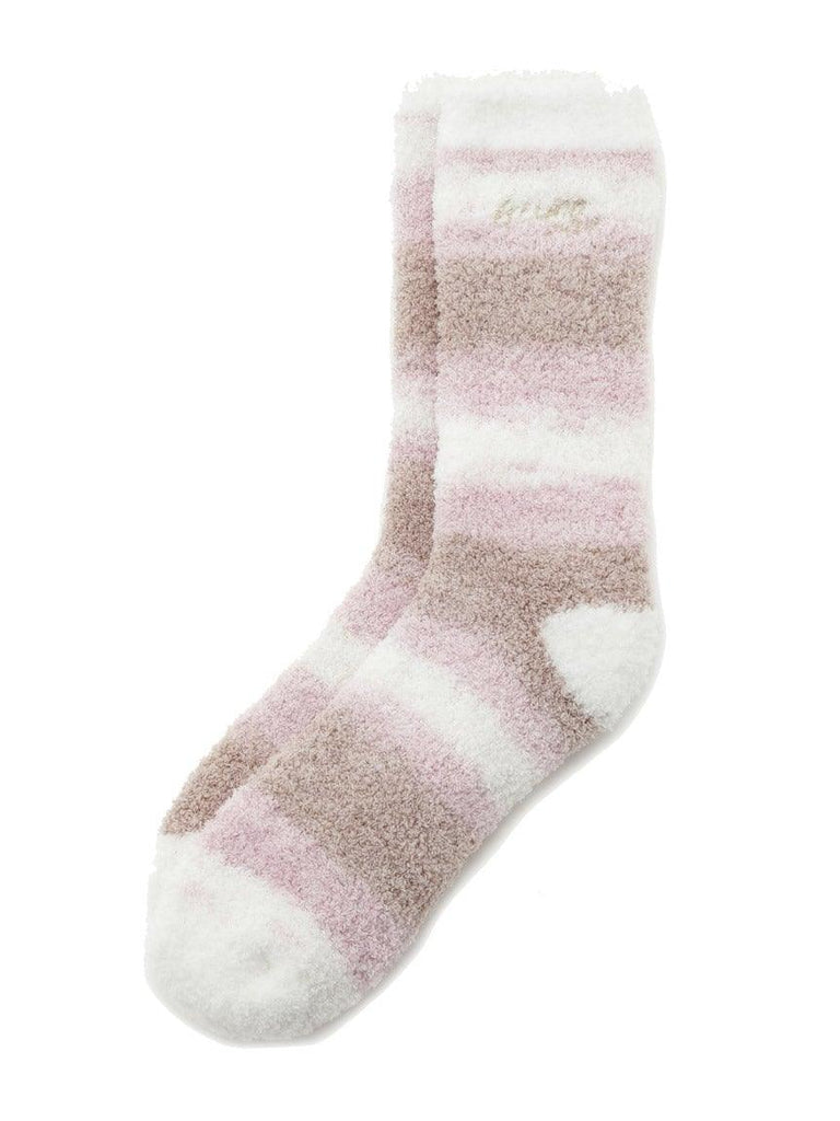 'Powder' Tiramisu Border Socks (PWGS191541)