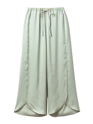 Summer Satin Pants