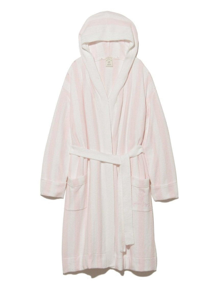 Aqua Dry Striped Robe(PWNT192055)