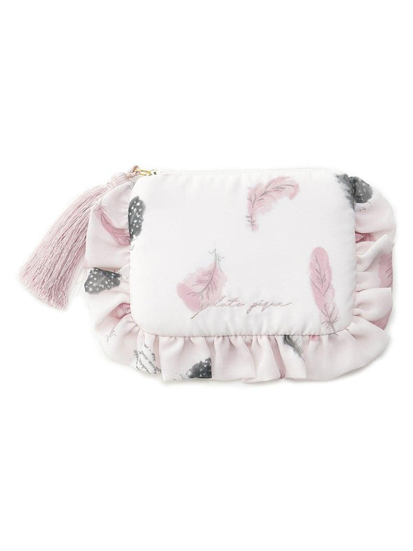 Feather Tissue Pouch