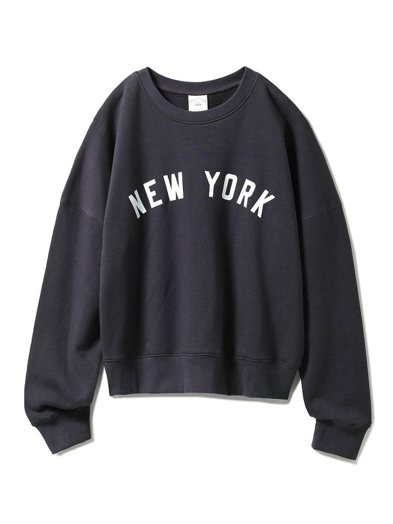 New York Logo Sweatshirt (PWCT184257)