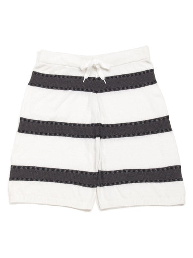 HOMME Light Smoothie Border Shorts (PMNP194919)