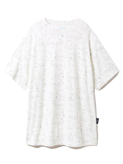 (Polar Bear Fair) Cooling T-Shirt (PWCT192282)