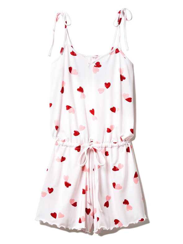 Heart Rompers