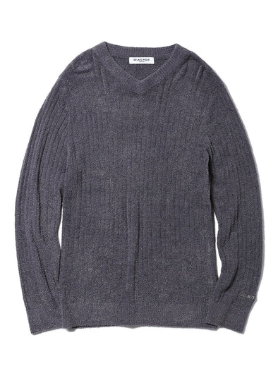 HOMME Hot Smoothie Ribbed Pullover
