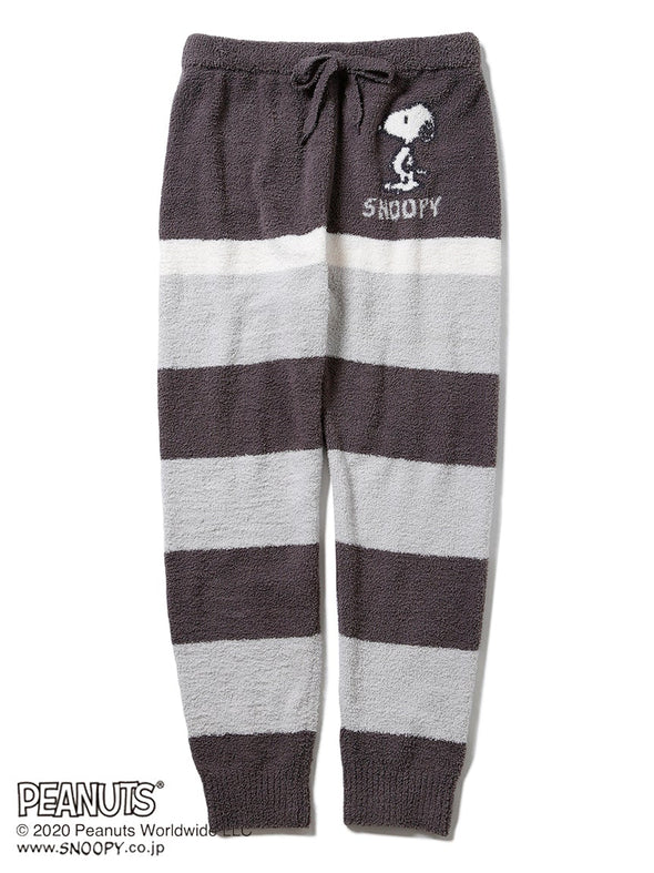 【PEANUTS】HOMME Baby Moco Border Long Pants for MEN