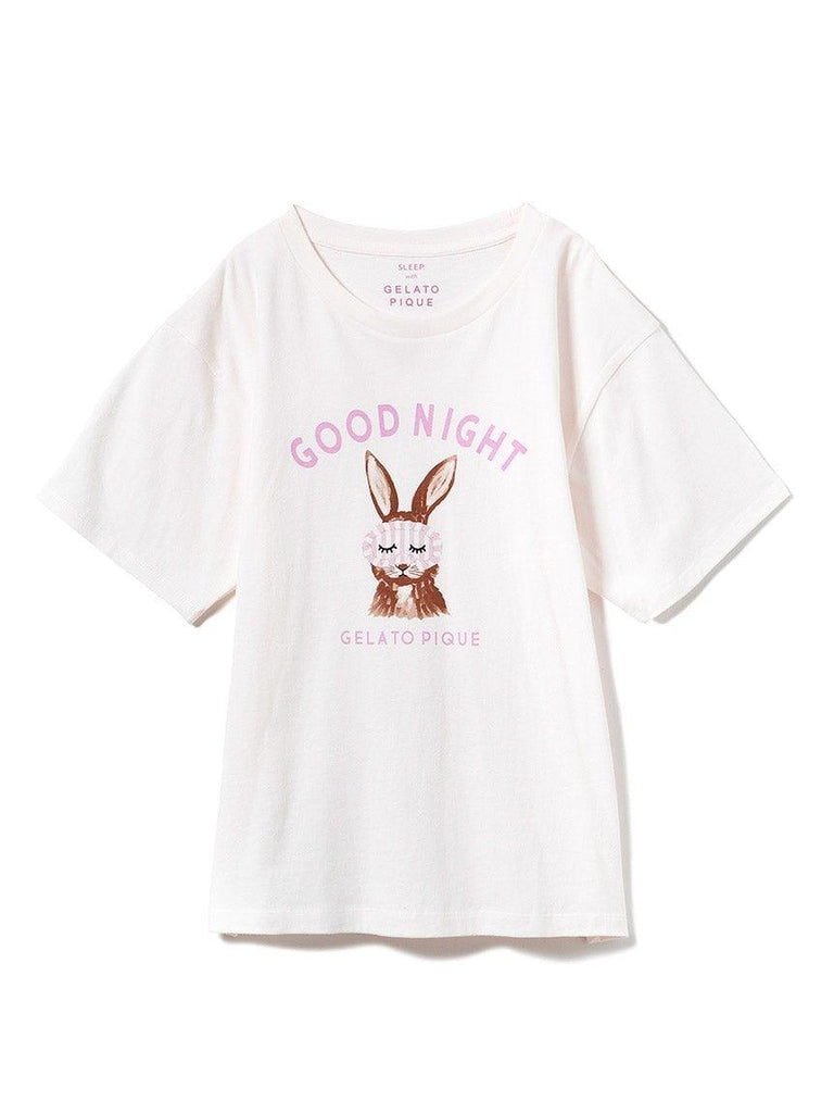 Animal Eye Mask One Point Tee (PWCT191320)