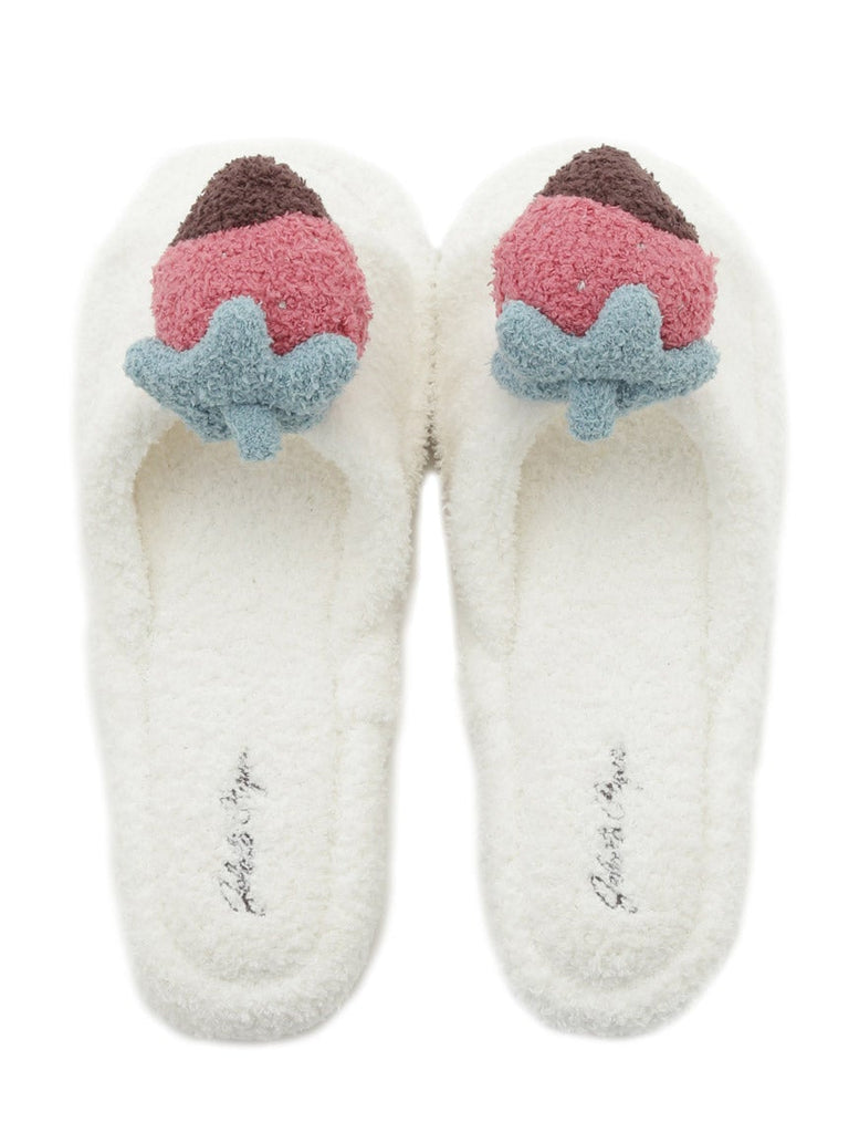 Strawberry Chocolate Slippers (PWGS191537)
