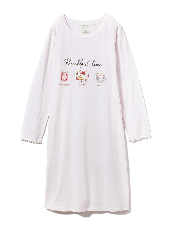 Morning Logo Dress