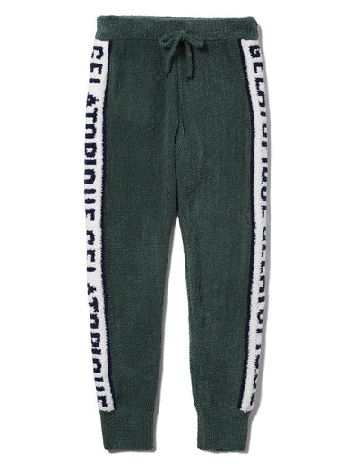 HOMME 'Powder' Street-style Jacquard Pants