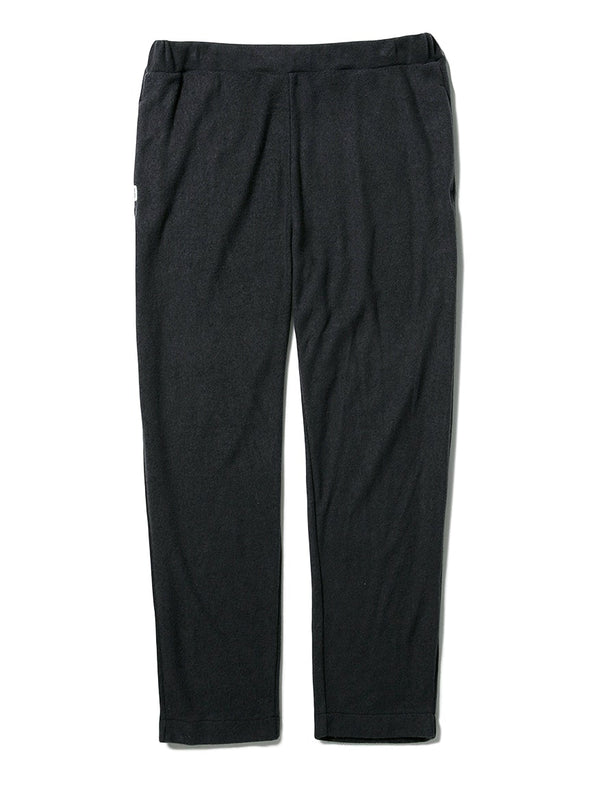 HOMME Silk Blend Fleece Long Pants