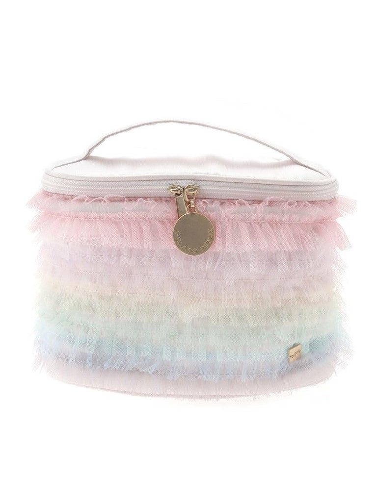 10 Color Tulle Vanity Pouch (PWGB185602)