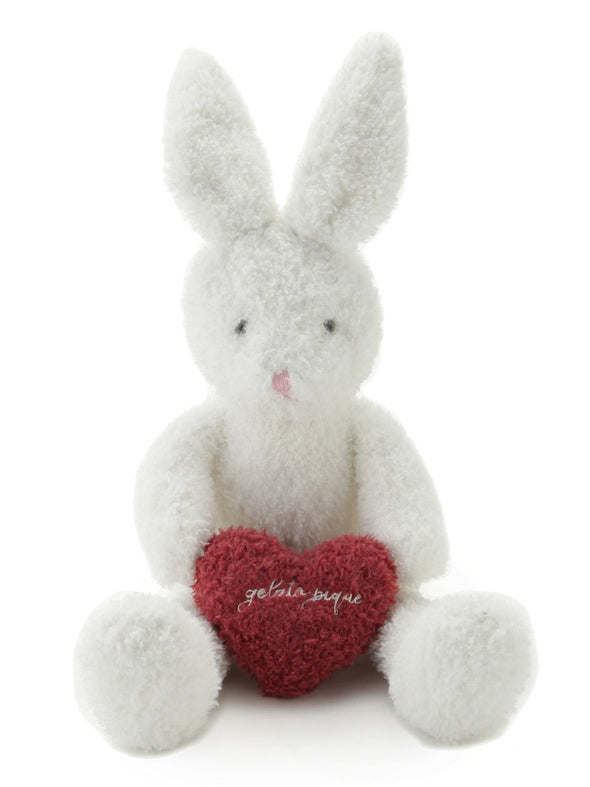Rabbit Heart Plush