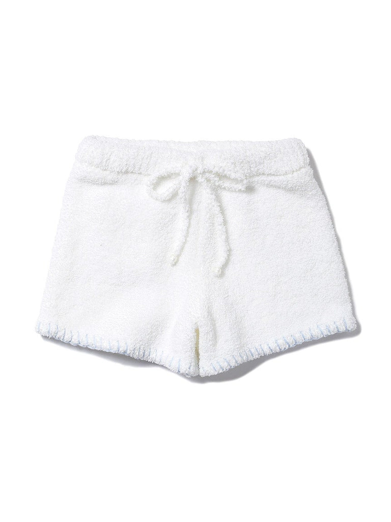 Soufflé  Blanket Stitch Shorts (PWNP185078)