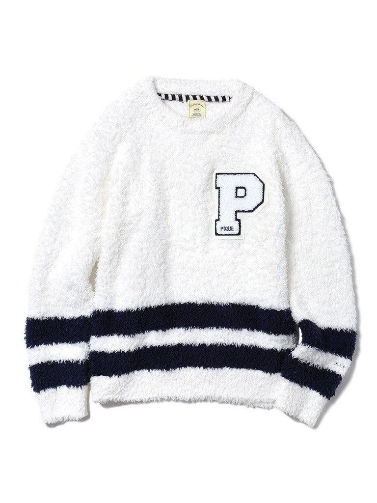 Gelato Chenille Embroidered Pullover  (PWNT185036)