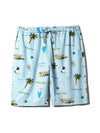 HOMME Hawaiian Shorts (PMFP192946)