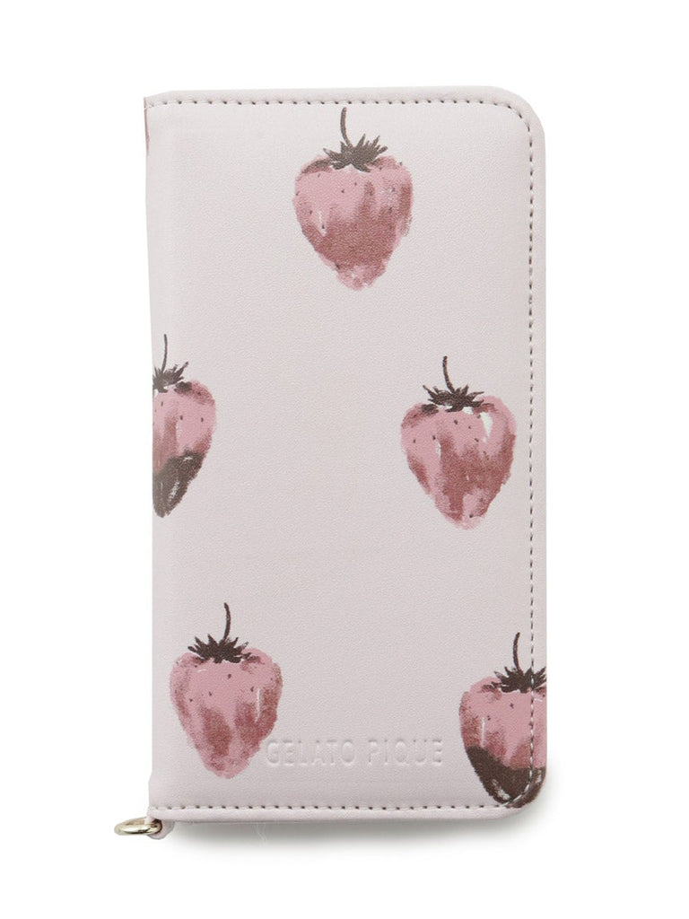 Strawberry Chocolate iPhone Case (PWGG191659)