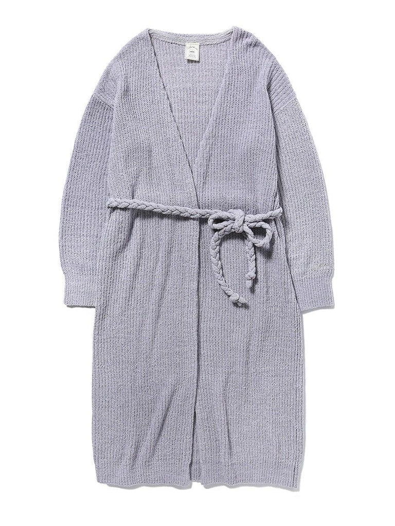 Bouclé Long Cardigan (PWNT191090)