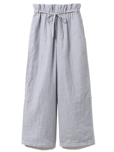 Hot Spring Double Gauze Pants