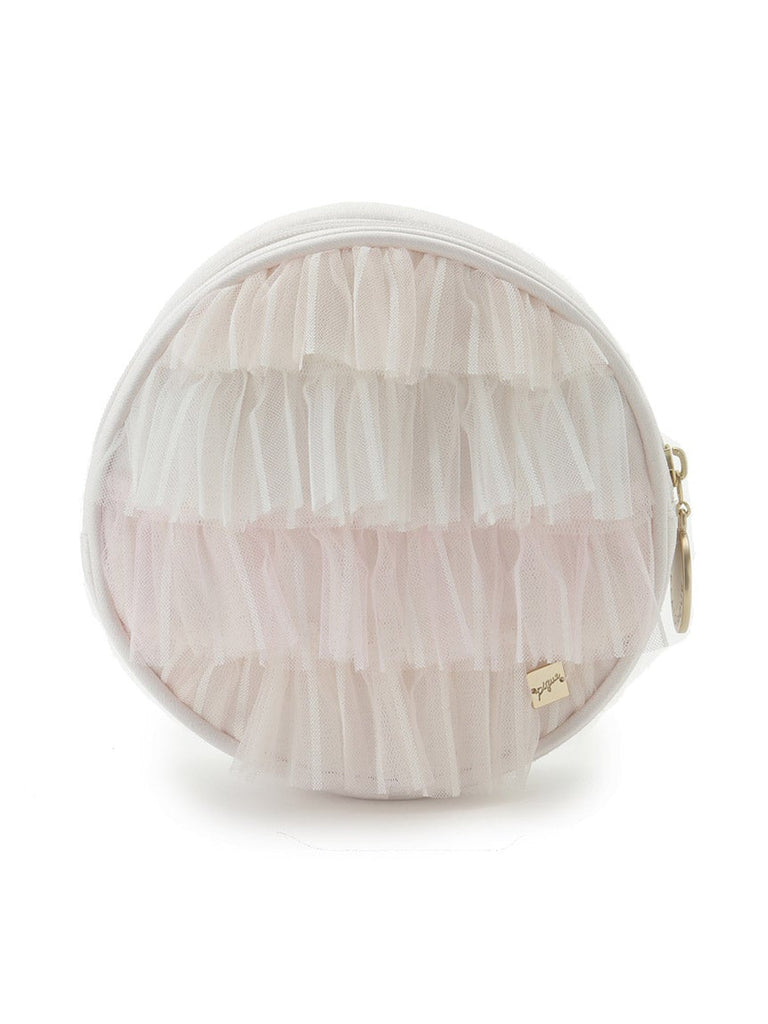 Stripe Tulle Tissue Pouch (PWGB191601)