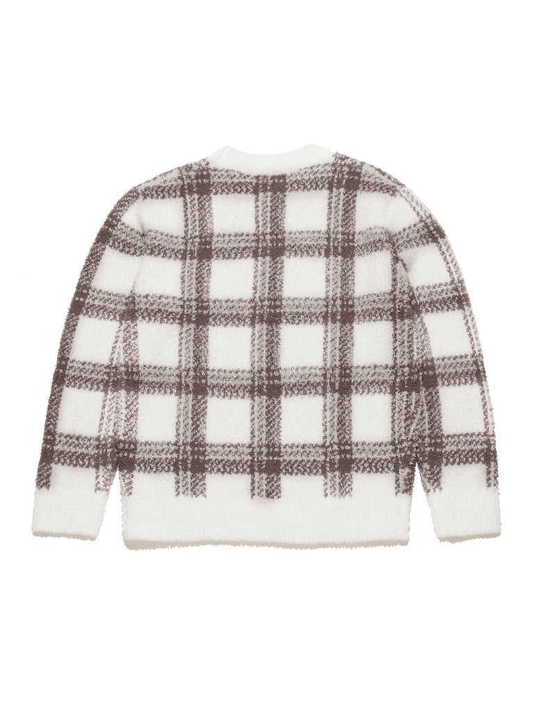 HOMME Powder Check Pullover (PMNT184934)
