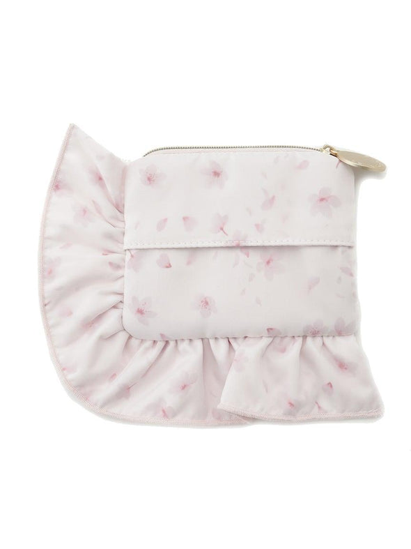 Cherry Blossom Satin Tissue Pouch (PWGB191665)