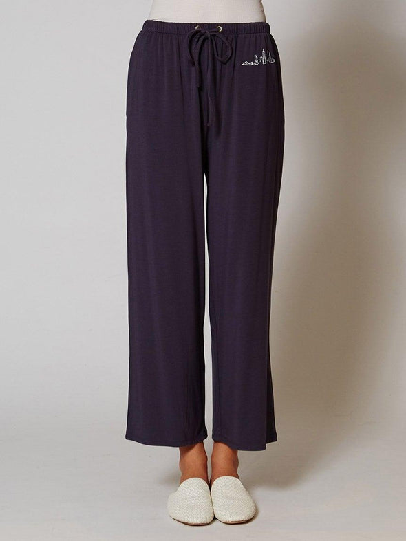 City Logo Long Pants