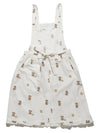 Bear Pattern Apron