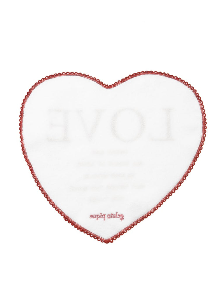 Heart Hand Towel (PWGG185632)