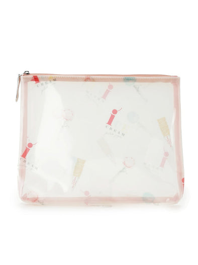 Ice Cream Vinyl Pouch (Small) (PWGB191612)