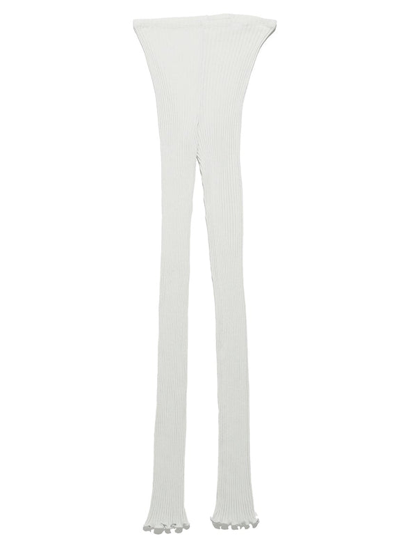 Organic Cotton Rib Leggings (PWCP194253)