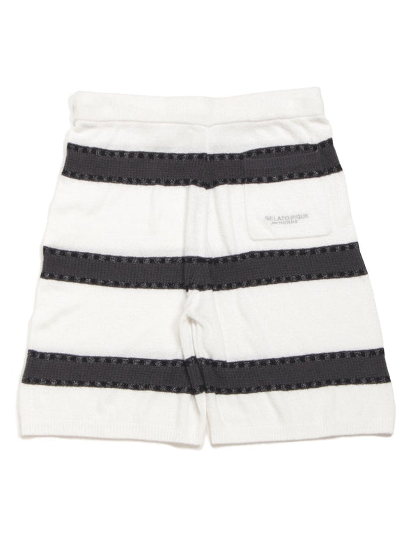 HOMME Light Smoothie Border Shorts