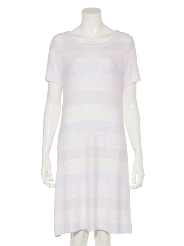 Smoothie Pastel Border Dress (PWNO191113)