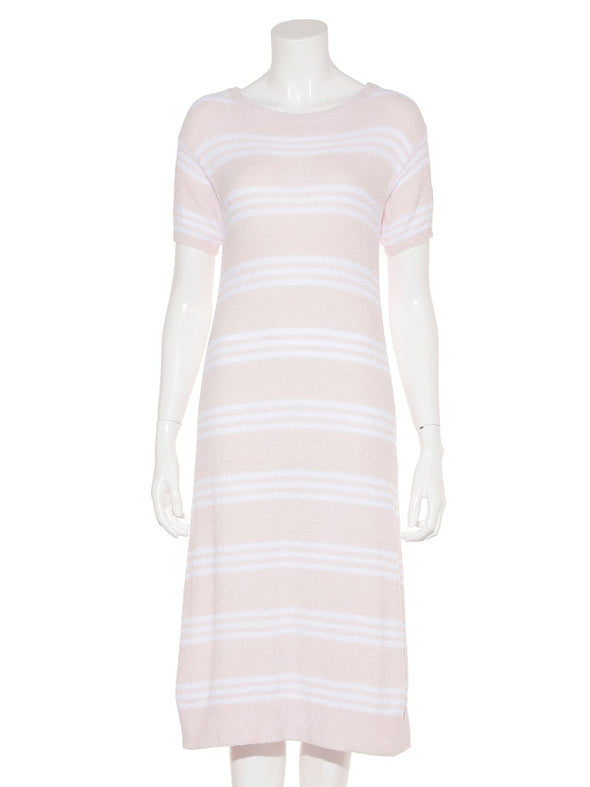 Smoothie 3 Line Border Dress