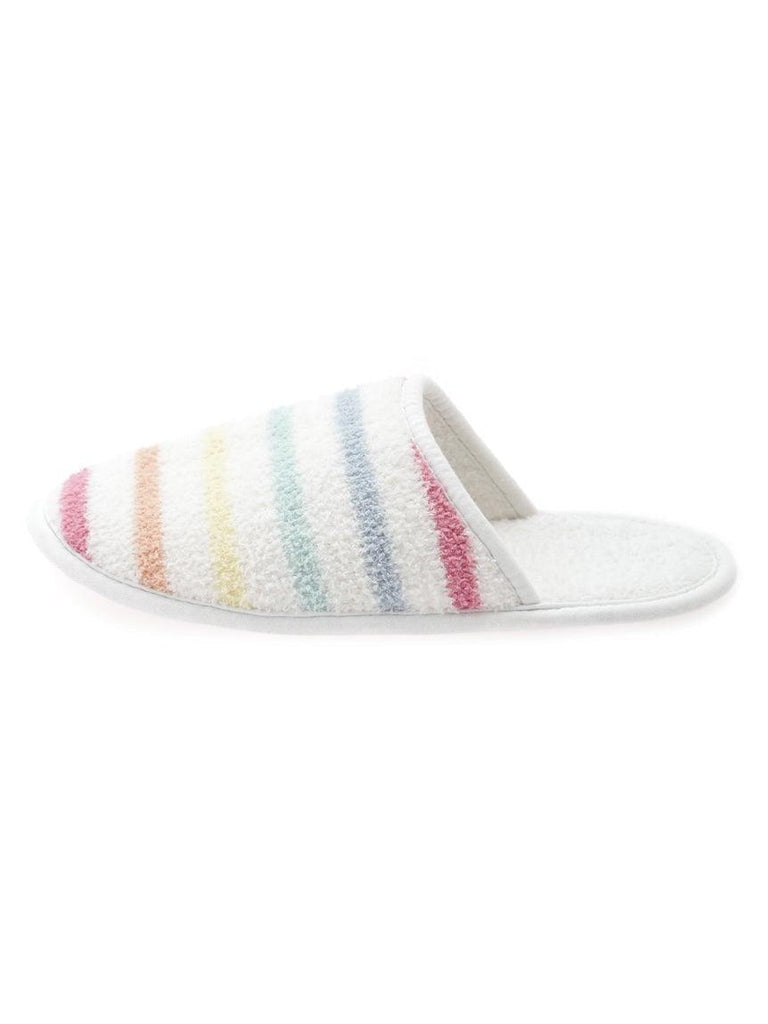 Air Moco Striped  Room Shoes (PWGS185533)