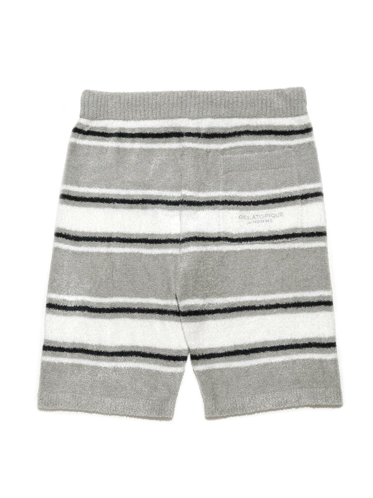 HOMME Smoothie Stripe Shorts  (PMNP181916)