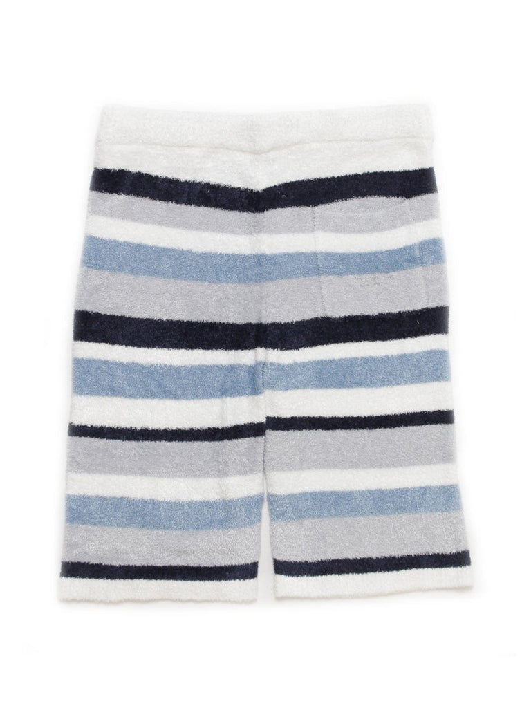 HOMME Smoothie Random Stripe Half Pants (PMNP182907)