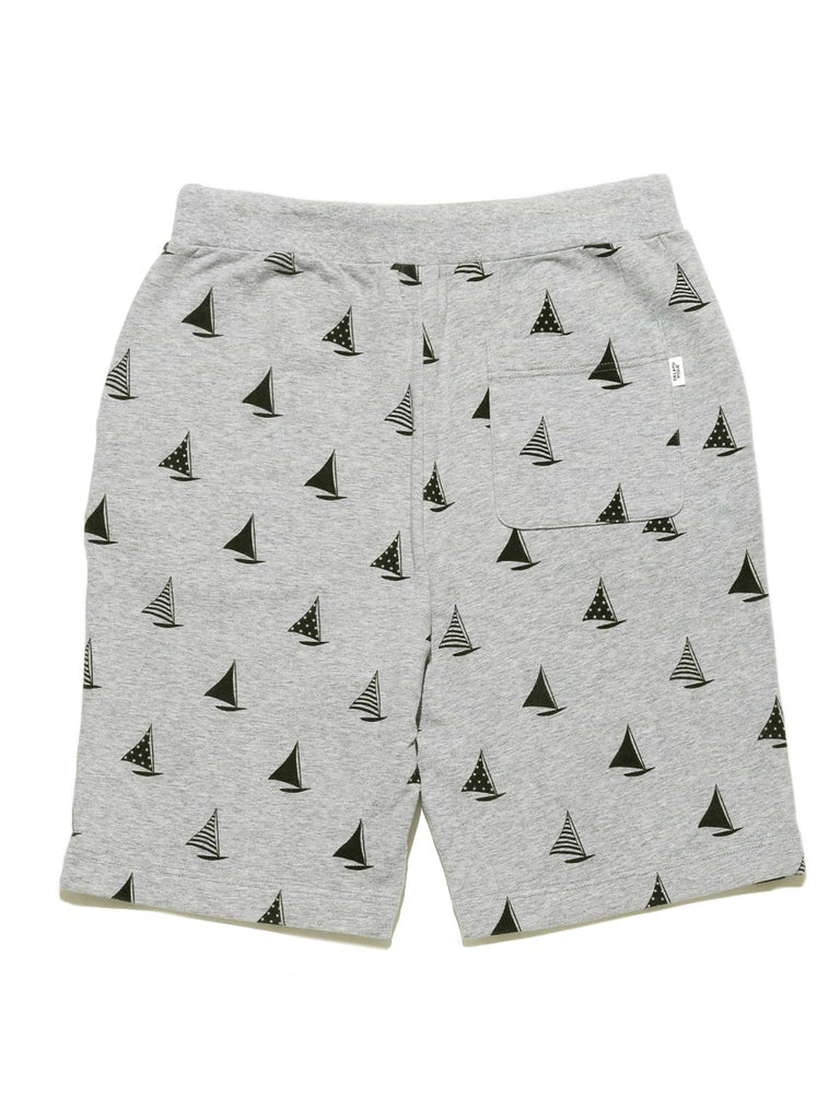 HOMME Yacht Pattern Half Pants (PMCP182938)