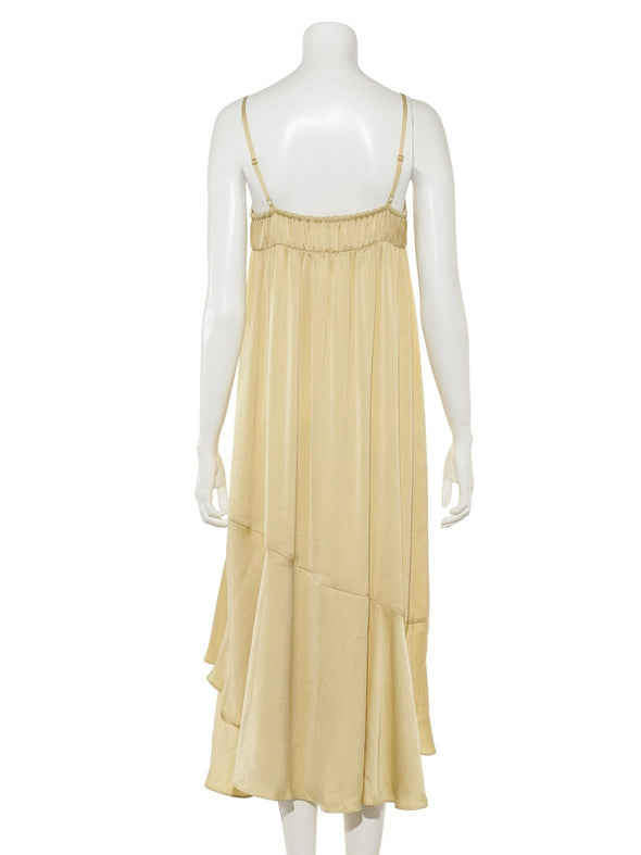 Vintage Satin Camisole Dress