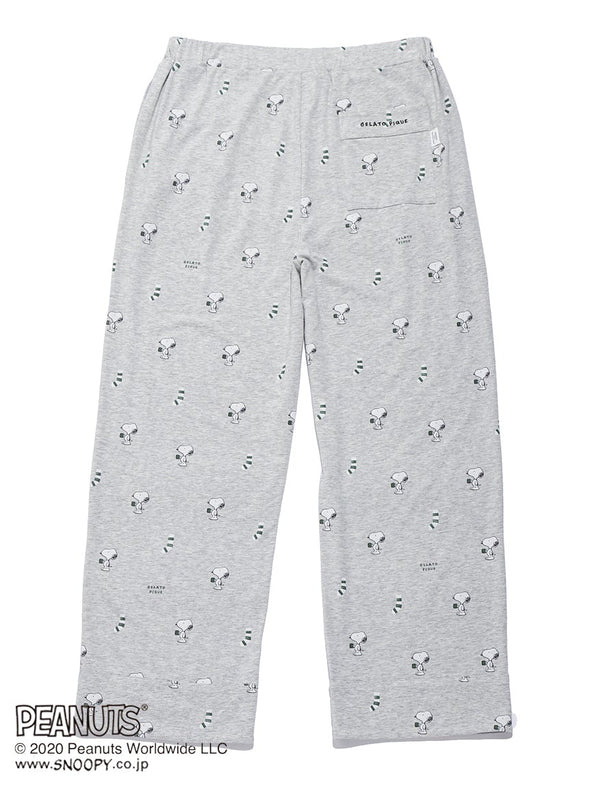 【PEANUTS】HOMME Pajama Long Pants for MEN