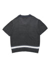HOMME Light Smoothie Border Pullover
