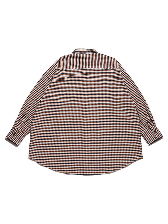 HOMME Flannel Shirt