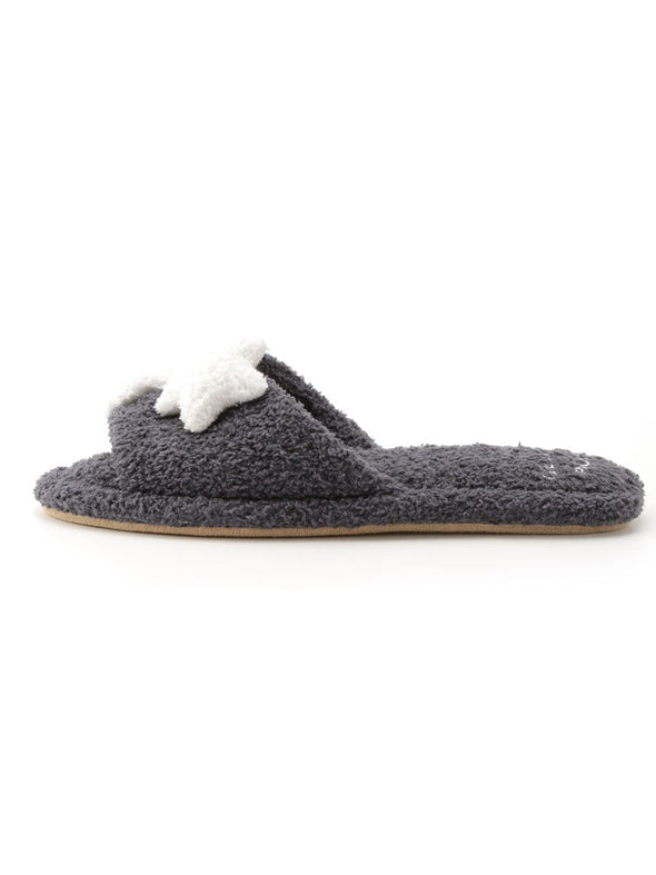 Sky Motif Room Slippers