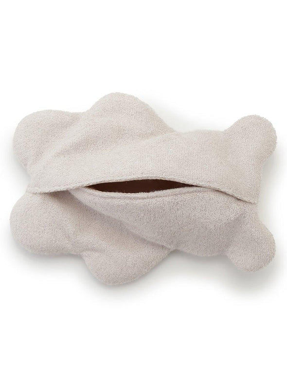 Cotton Pile Tissue Small Pouch