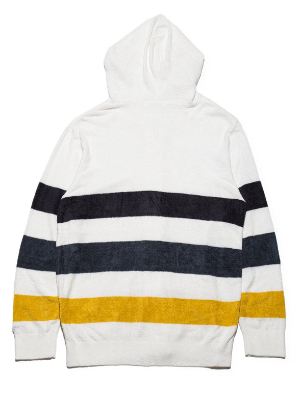 HOMME Light Smoothie Border Hoodie