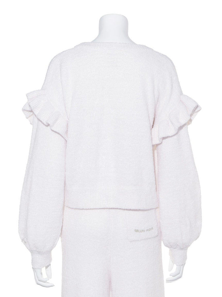 Smoothie Frill Cardigan (PWNT191081)