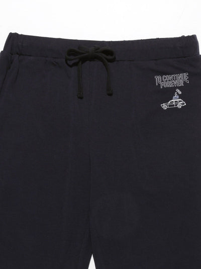 HOMME Rayon Logo Shorts (PMCP182957)