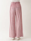 Velour Long Pants