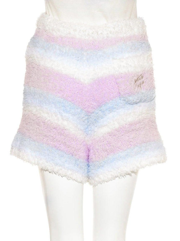 Gelato Random Striped Shorts